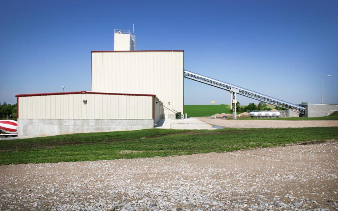 Beatrice Concrete Company Highway 2 Plant