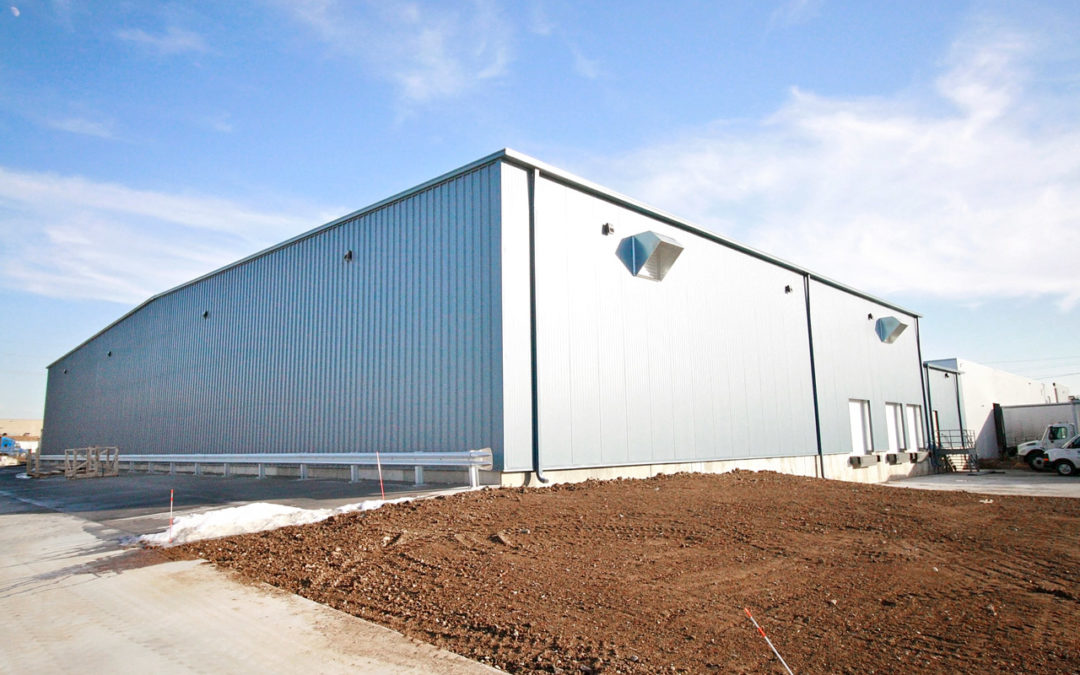 WSM – Warehouse Addition & Remodel