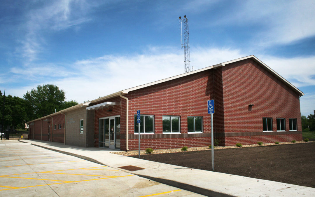 Oelwein Police Station