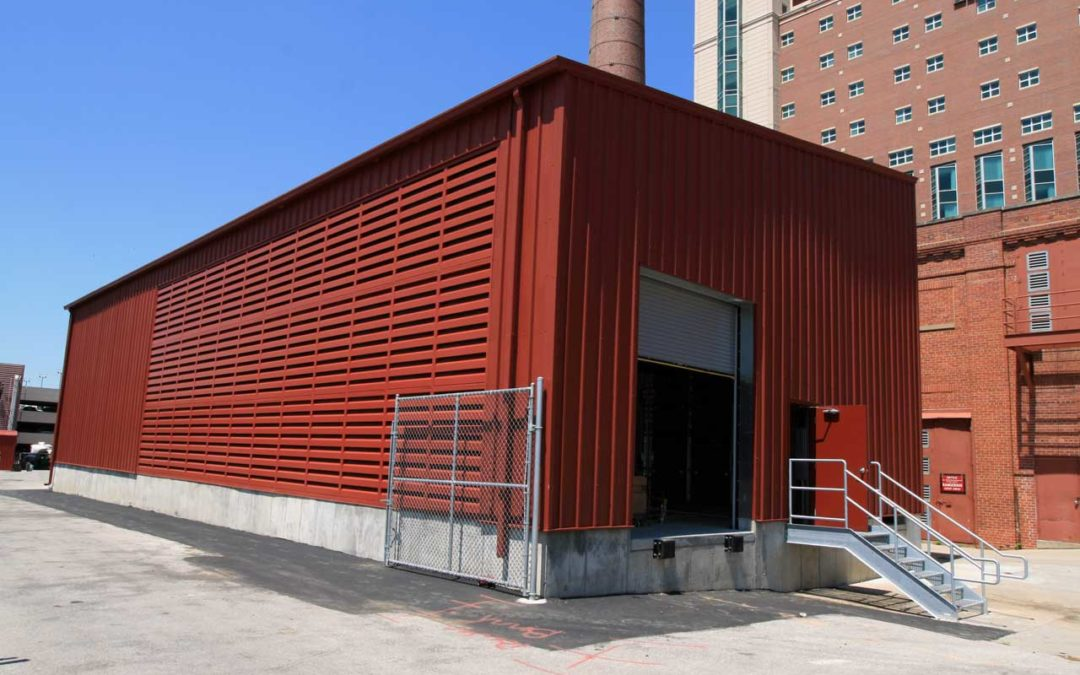University of Nebraska Medical Center – Generator Renovation