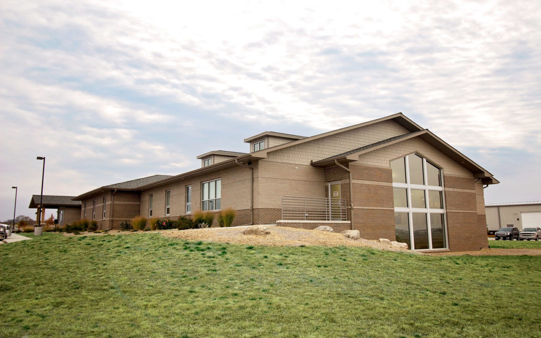 Upper Big Blue NRD Office & Maintenance Building