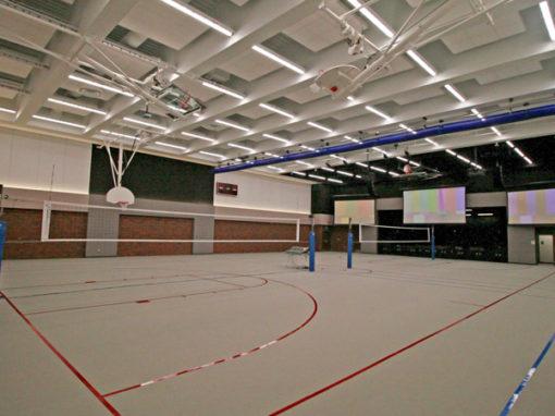 Christ Community Church – Gym