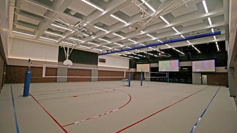 Christ Community Church - Gym Build-out