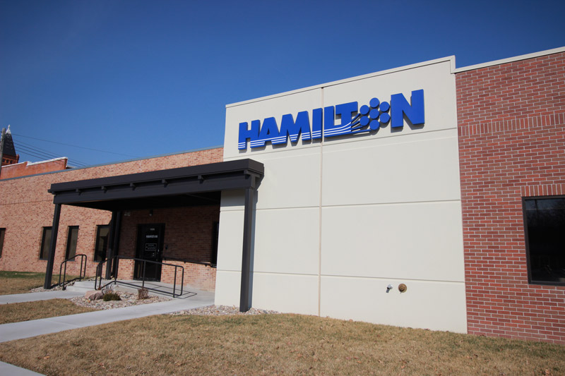 Hamilton Telecommunications