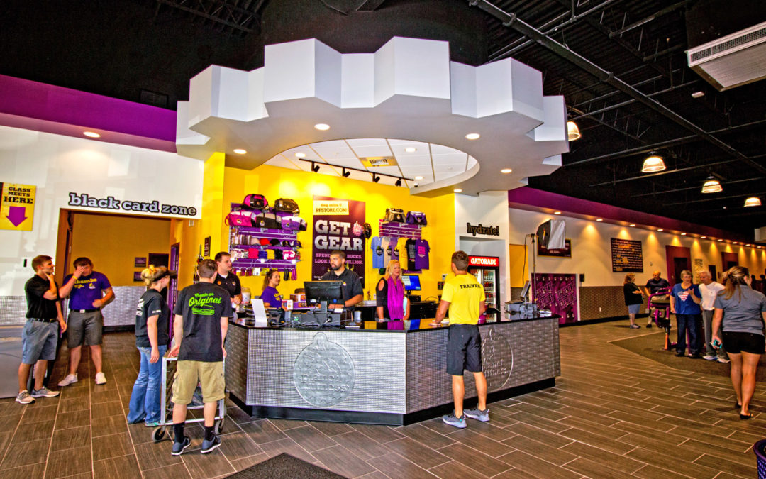 Planet Fitness – South