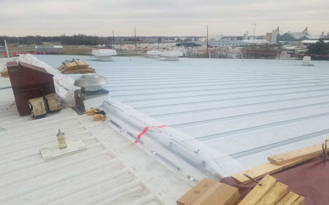 UTC Aerospace Re-Roof