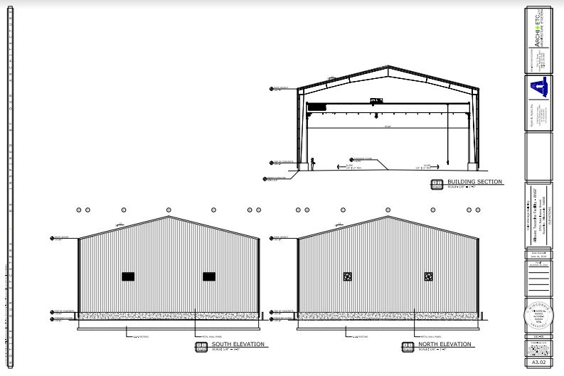 BNSF Cold Storage Facility