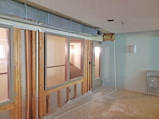 IRET Woodridge Apartments Commons Renovation