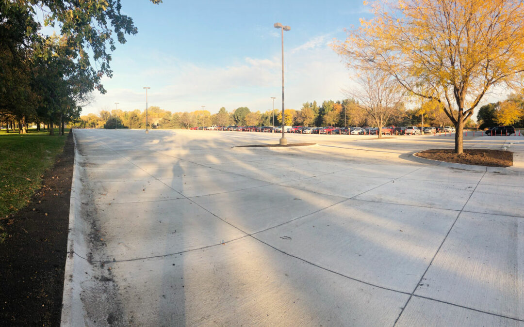 Teledyne ISCO – Parking Lot Overlay